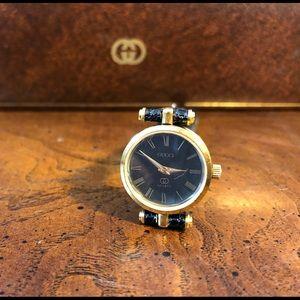 4677d99278e Gucci · Vintage Gucci 2000L Quartz Gold Plated Watch 1769